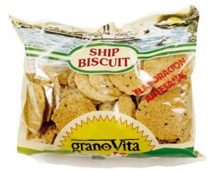 SHIP BISCUIT GALLETAS SALADAS DE 250GR