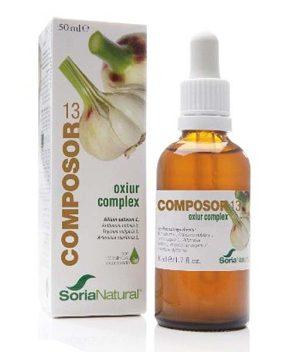 COMPOSOR 13 OXIUR COMPLEX DE 50 ML