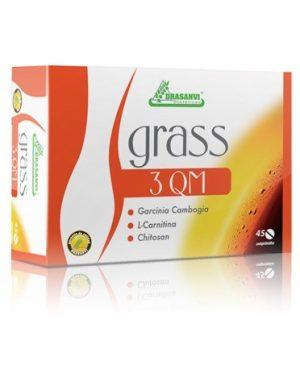 GRASS 3QM QUEMADOR 45 CAPS