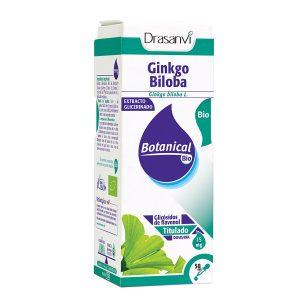 EXTRACTO GLICERINADO DE GINKGO BILOBA DRASANVI 50 ML