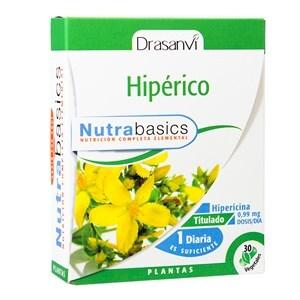 HIPERICO 30CAPS NUTRABASIC