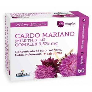 NE CARDO MARIANO COMPLEX 1500MG  60 CAP