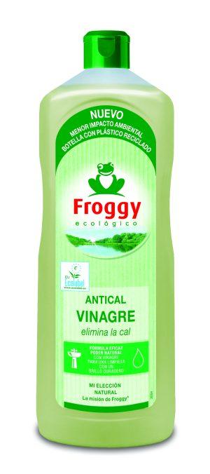 ANTICAL VINAGRE ECOLOGICO FROSCH 1000ML
