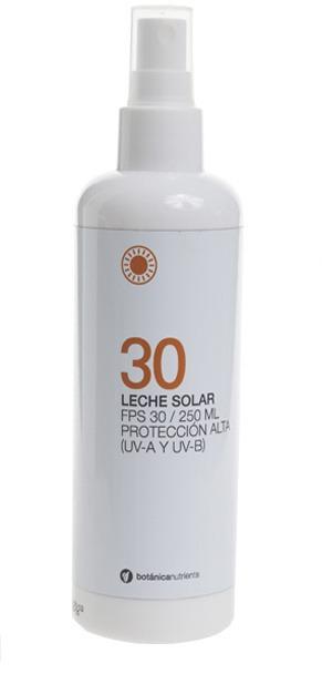 LECHE SOLAR ADULTO 30PLUS 250ML