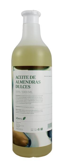 ACEITE DE ALMENDRAS DULCES EBERS 1 L